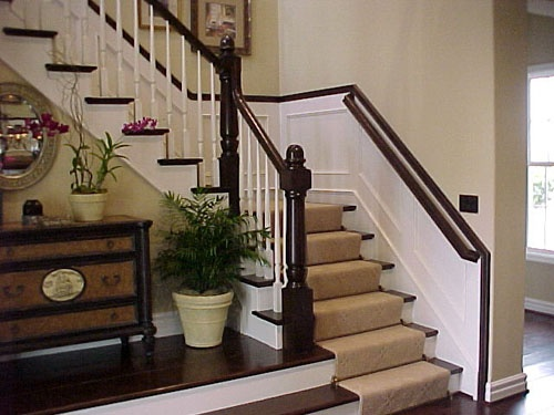 Best Wainscot Chair Rails For Stairs Images For The Home 400 x 300