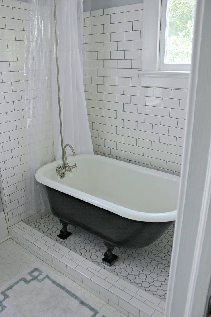 Best 25+ Clawfoot tub shower ideas on Pinterest | Clawfoot ...
