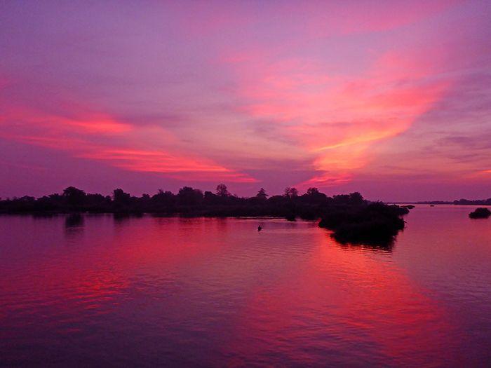 {Laos} Les 4000 Îles : hamac, vélo et farniente #laos #voyage