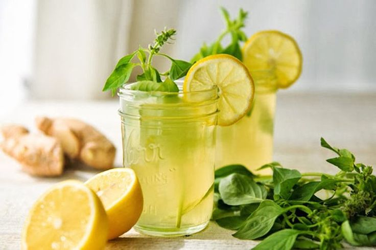 Homemade Ginger Ale Recipe To Help Reduce Chronic Inflammation, Pain & Upset Tummies
