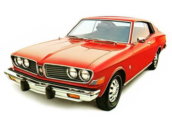 1973 Toyota Mark Ii Coupe Japanese Cars Pinterest