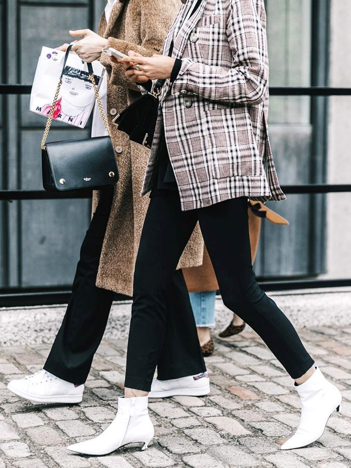 The Skinny Jean Style I Would Never Wear With Ankle Boots White