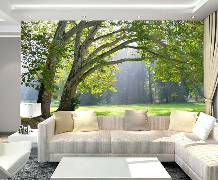 57 best wall murals images on pinterest murals wall for 3d wallpaper for living room malaysia