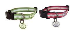 Reflective Dog Collars, Top Quality Reflective Dog Collars, Collars for Hunting Dogs, www.keepdoggiesafe.com