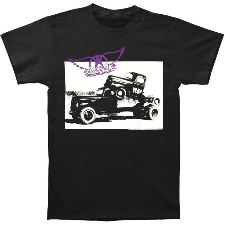 Aerosmith Pump Men's T-shirt, X-Large