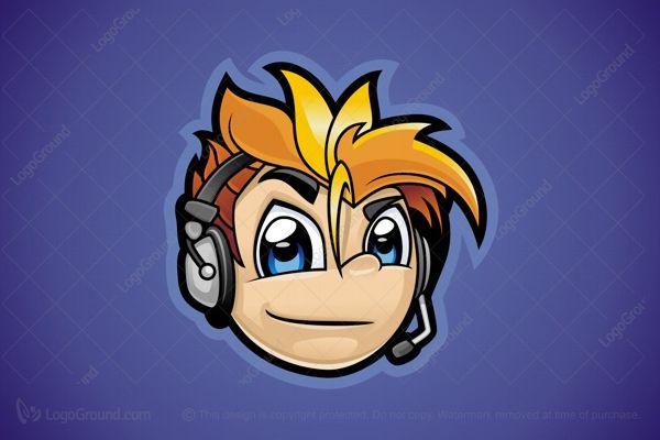 Logo for sale: Gamer Logo