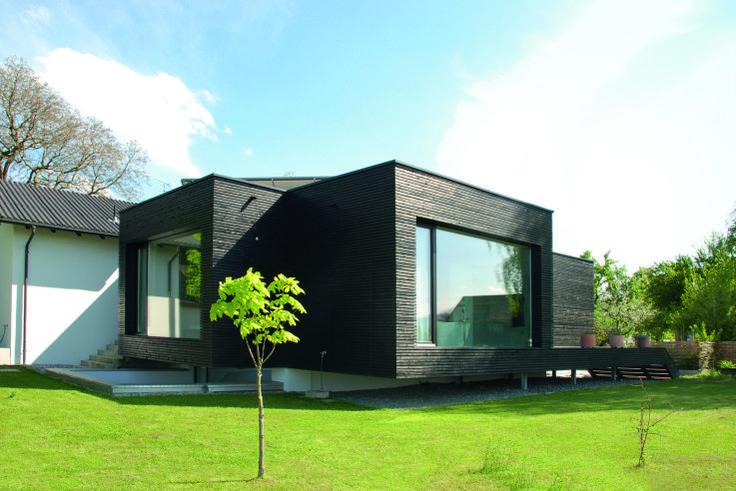les 29 meilleures images du tableau extension maison contemporaine sur pinterest maisons. Black Bedroom Furniture Sets. Home Design Ideas