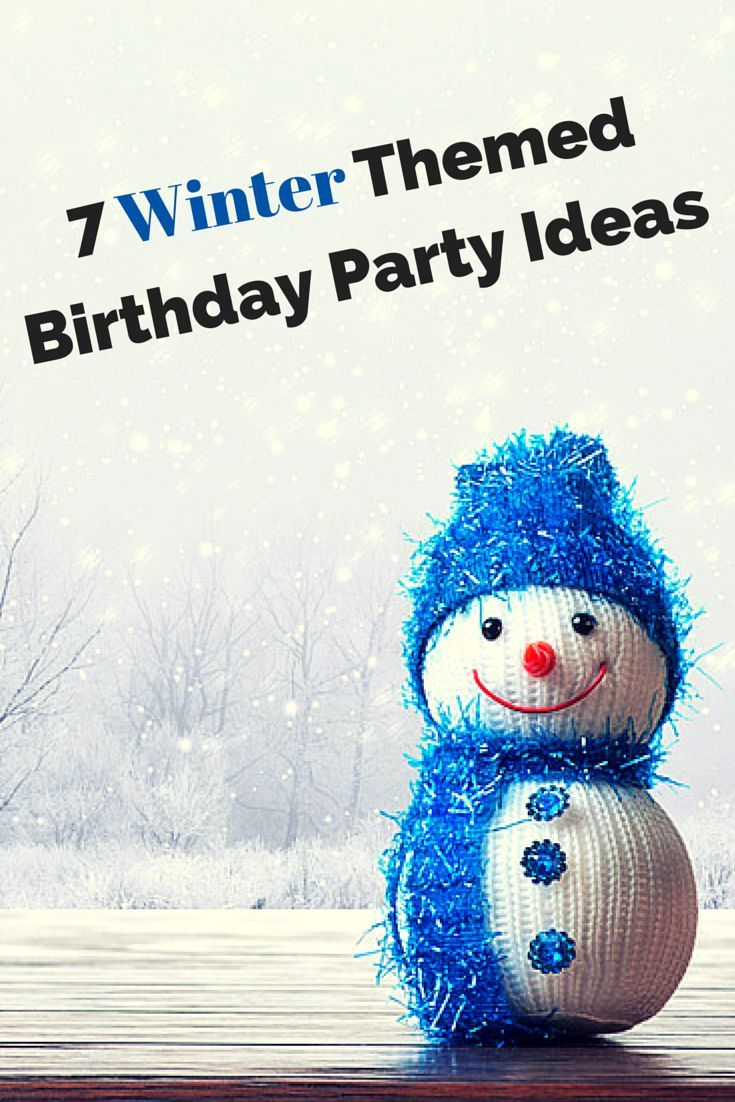 Consider some of these winter themed birthday party ideas and see how much fun they can be to throw for your child #chosenchixhop