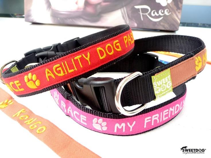Guinzagli e collari personalizzati! - Your personalized leash and collar!