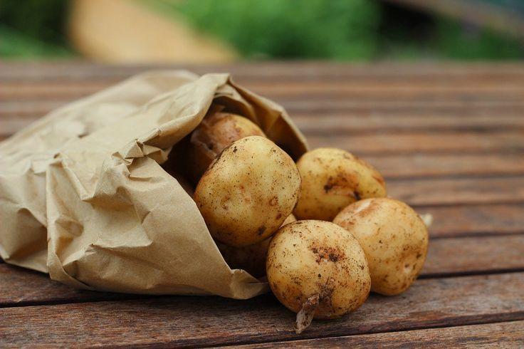 Šťáva ze syrových brambor je lékem na mnoho onemocnění