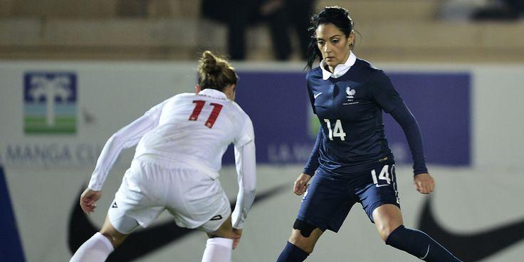 Foot féminin : l'équipe de France se teste aux Etats-Unis
