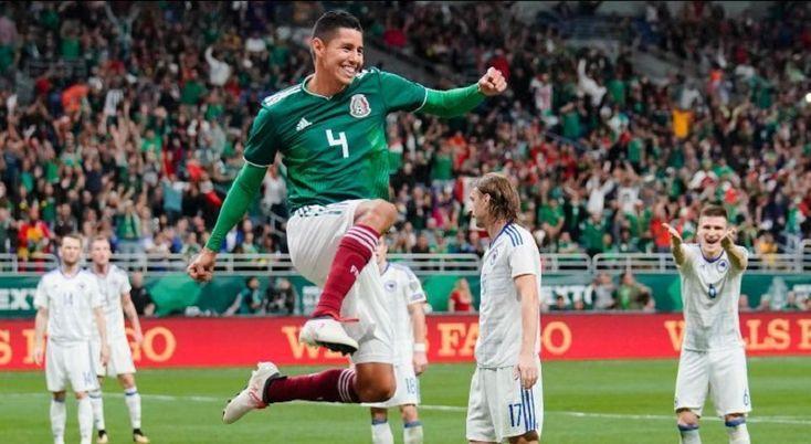 La Selección Mexicana de futbol comenzó el año mundialista con un triunfo sobre un rival que ofreció poco, lo que desaprovecharon algunos tricolores para convencer al técnico Juan Carlos Osorio, ...