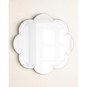 Eva Scalloped Wall Mirror
