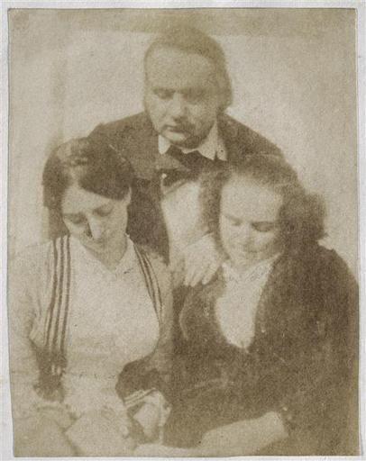 Adèle Hugo, Victor Hugo et Madame Victor Hugo