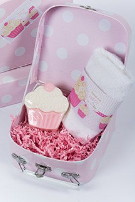 New born gift box Baby girl gift Baptism gift First by eAGAPIcom