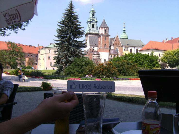 Ingeborg Spandaw  Wawel, Krakow, Poland