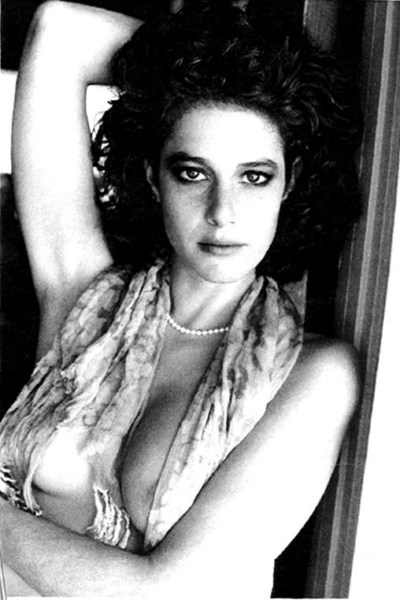 Debra Winger...I've always thought she was so gorgeous!