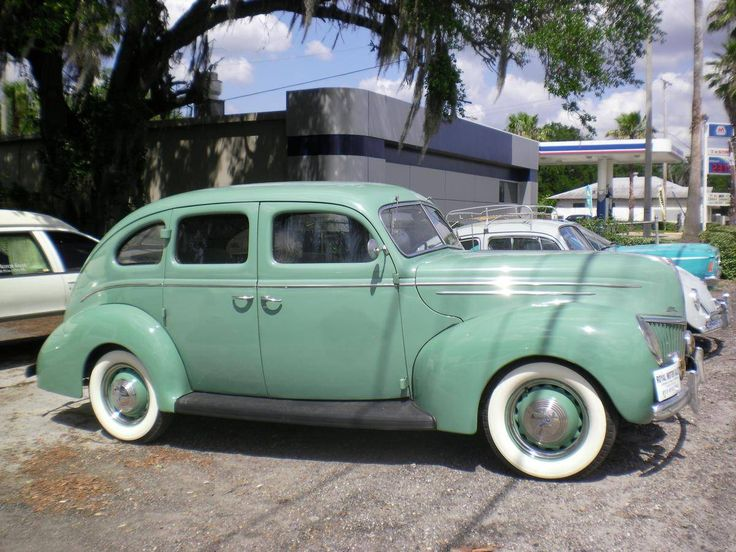 Best Ford Images On Pinterest Vintage Cars Old Cars And
