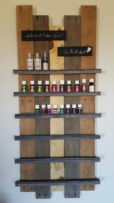 Best 25 Essential Oil Storage Ideas On Pinterest Shelf And For Oils