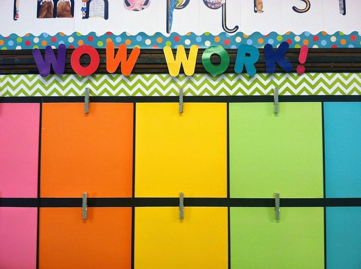 Best 25+ Student Work Wall Ideas On Pinterest