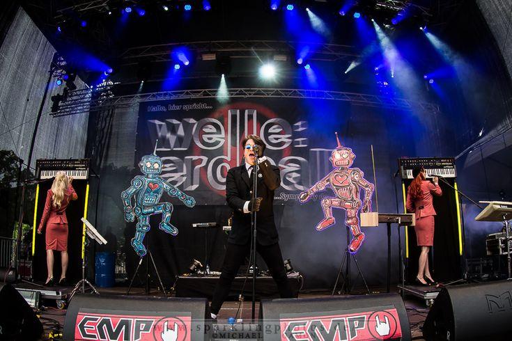 Welle:Erdball (official) mit neuem Album und Tour in 2017
