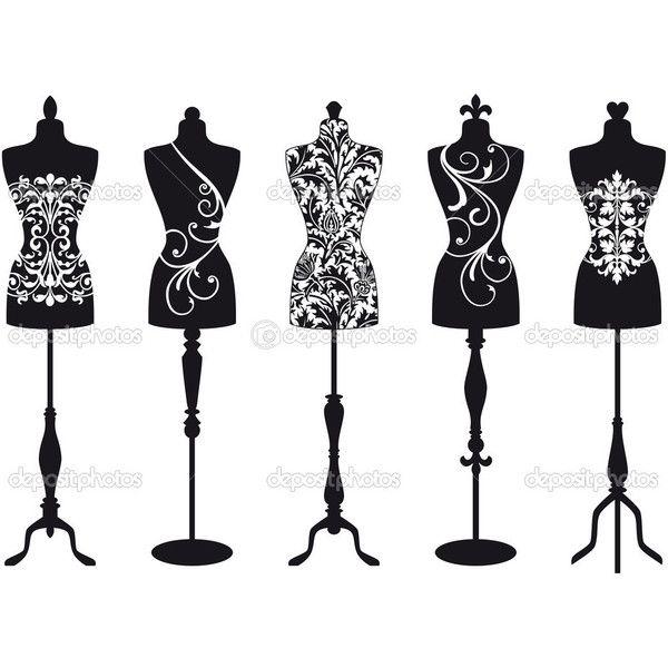 платье черное макси на манекенах Little Black Dress Banana Republic... ❤ liked on Polyvore featuring black & white