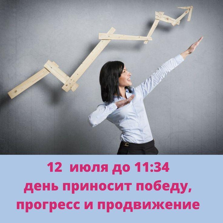 Прогноз на среду, 12 июля 2017  Первая половина дня более благоприятна. Начинайте новые проекты до 11:34. Но после 11:34 отложите важные дела.  18 – й лунный день до 11:34. Этот день приносит победу, прогресс и продвижение, дает силу, мощь, власть.  В этот лунный день благоприятны следующие занятия: •  благоприятные и созидательные работы •  стрижка, маникюр, педикюр, бритье •  рисование, пение, искусство •  образование •  вход в дом •  драгоценности •  действия по отношению к…