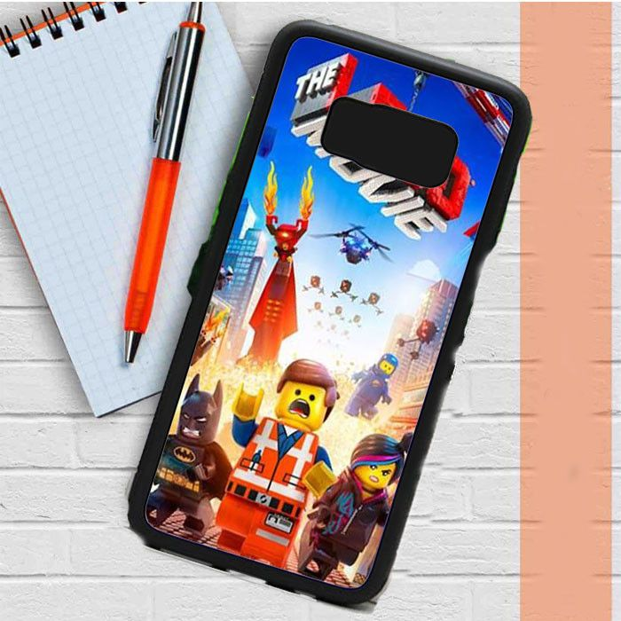 Lego Samsung Galaxy S8 Plus Case Dewantary