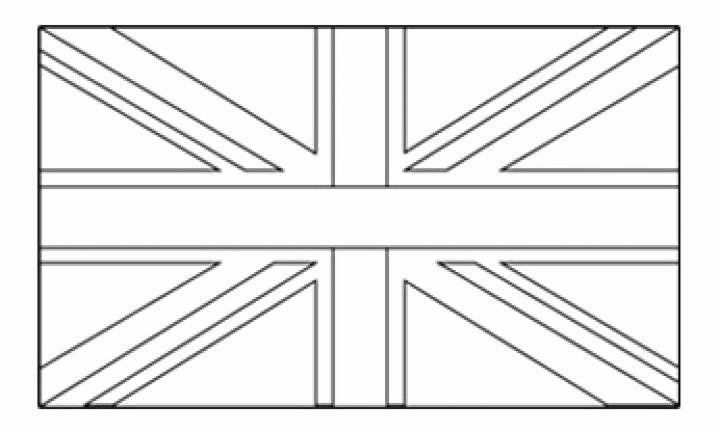 British Flag Worksheet Education Com Flag Coloring Pages British Flag Britain Flag