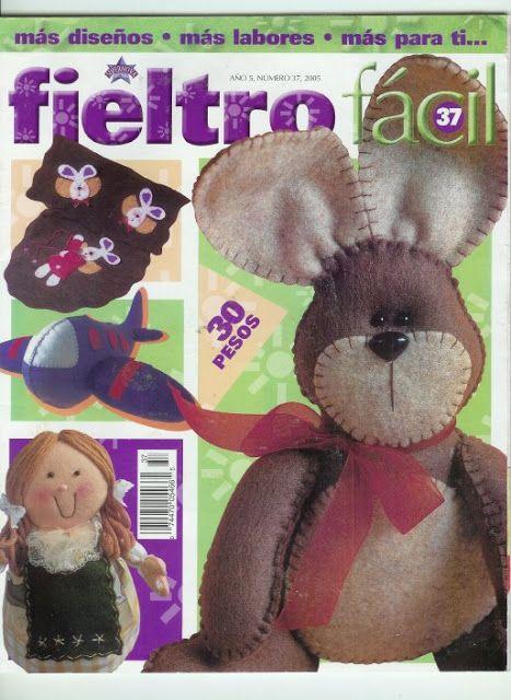 Fieltro Facil 2005 n37 - REVISTAS DIVERSAS - Picasa Web Albümleri