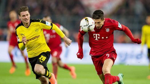 Spielbericht: Borussia Dortmund - FC Bayern - FC Bayern München AG