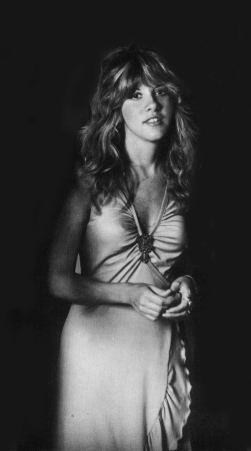 Stevie Nicks - the coolest lady in the music business