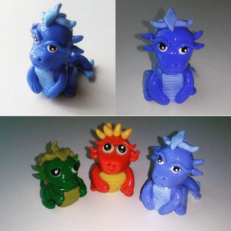 mother of dragons, daenerys, polymer clay, diy, handmade