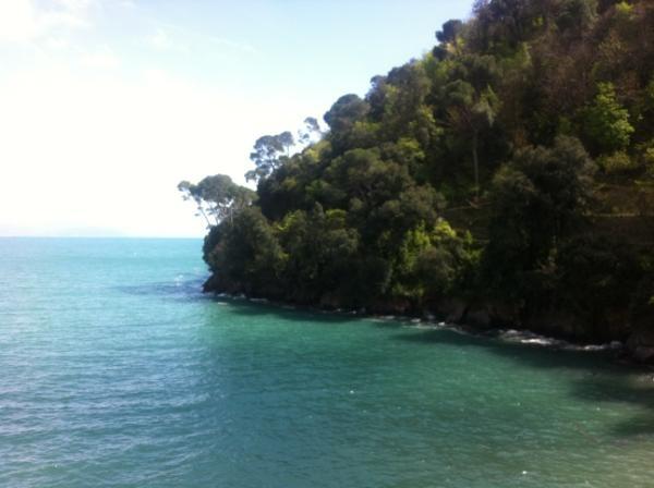 24/04/2012 Paraggi, Portofino, Italy.
