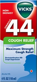 Vicks 44 Learn more at http://www.rxwiki.com/vicks-44-custom-care-cough-and-cold-pm #Vicks44 #rxwiki