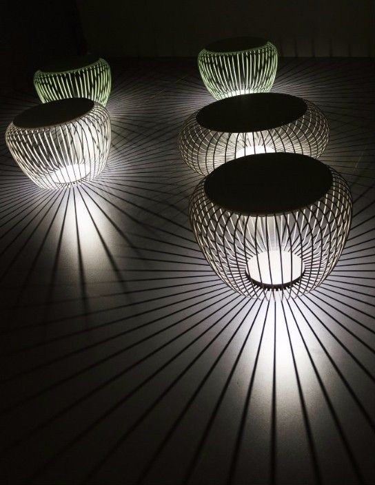 Outdoor Floor Lamps To Use In A Deck Or Patio   Visit and follow homedesignideas.eu for more inspiring images and decor ideas