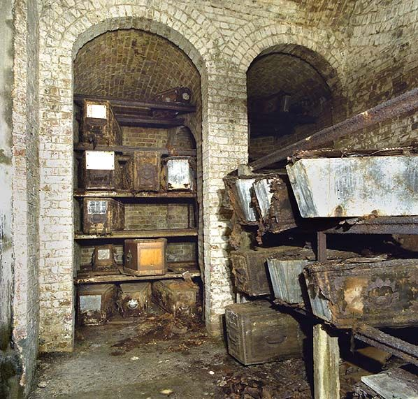 West Norwood Cemetery | Site Name: West Norwood Cemetery Catacombs srsly caretaker needed