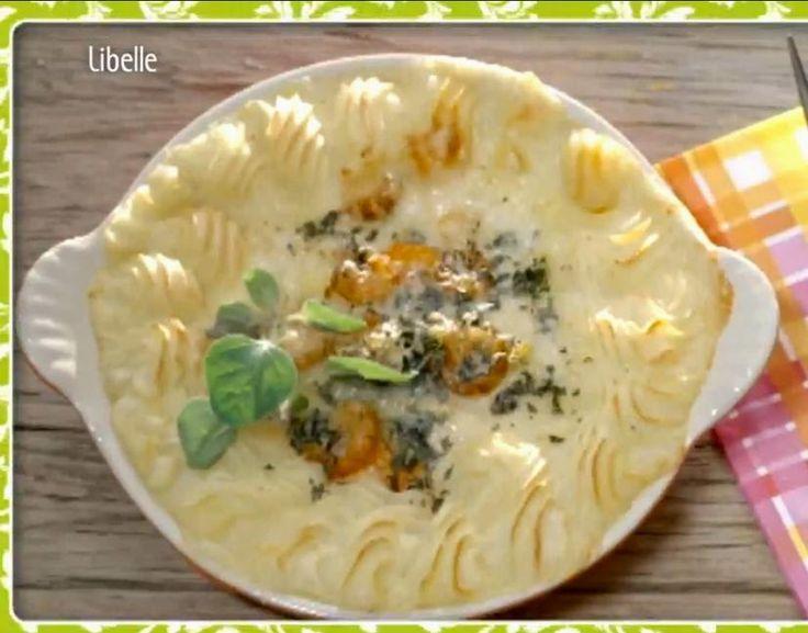Koken en Kitch: Vispannetje met zalm en kabeljauw in de oven