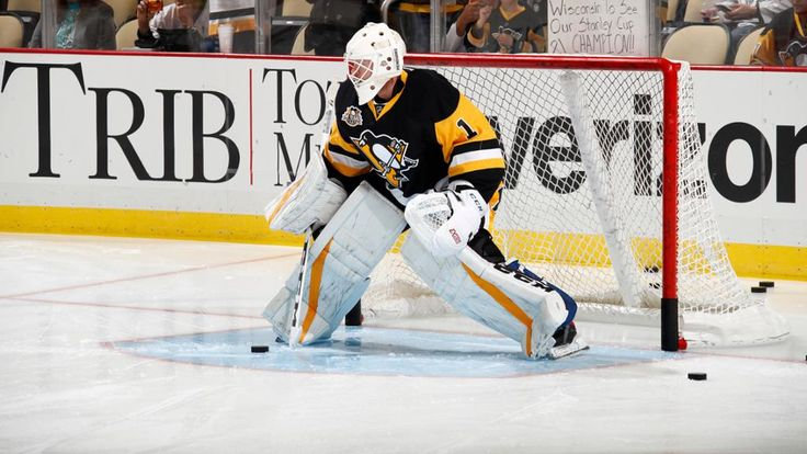 Pens Acquire 2017 5th Rd Draft Pick for Mike Condon