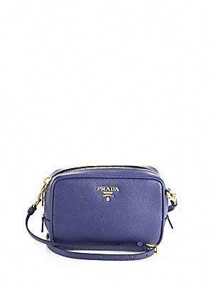2c8ae058a40 pink Prada Saffiano Camera Crossbody Bag  Pradahandbags   Prada ...