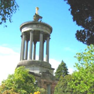 Robert Burns Memorial, Ayr, Scotland
