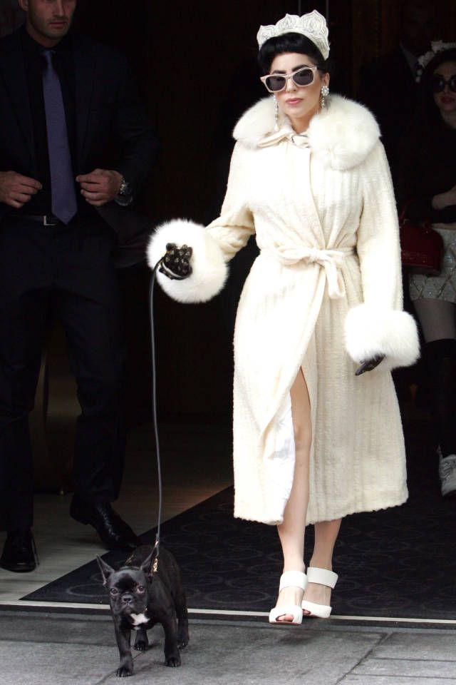 Lady Gaga, a bride to be? BAZAAR has all the answers here!