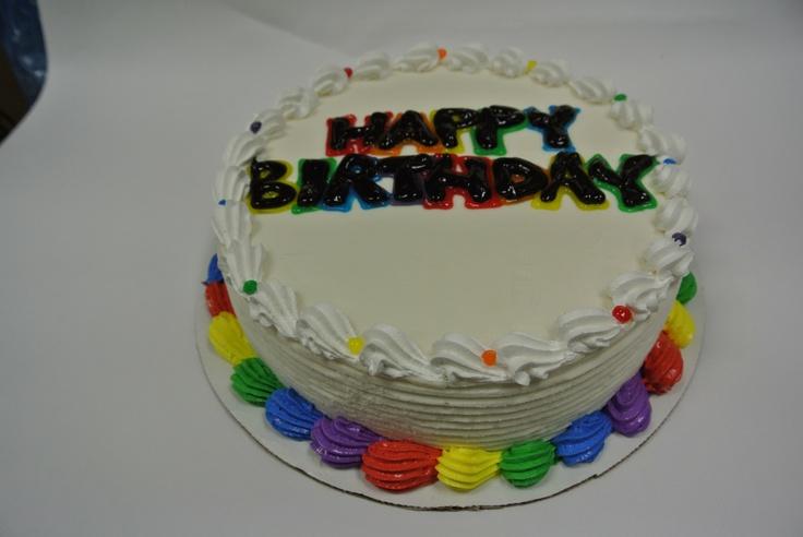 Birthday Cake Sioux Style