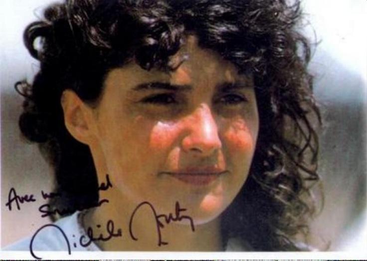 Michèle Mouton rally legend