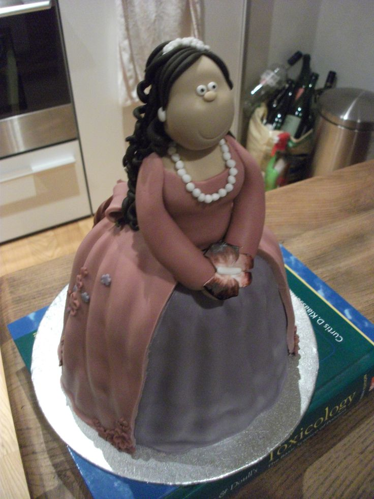 Princess cake Victoria sponge