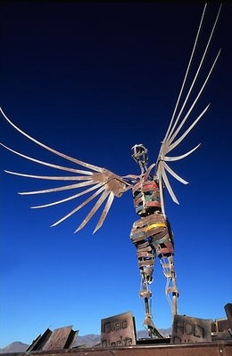 Best Best Of Burning Man Images On Pinterest Beach - Thought provoking burning man sculpture shows inner children trapped inside adult bodies