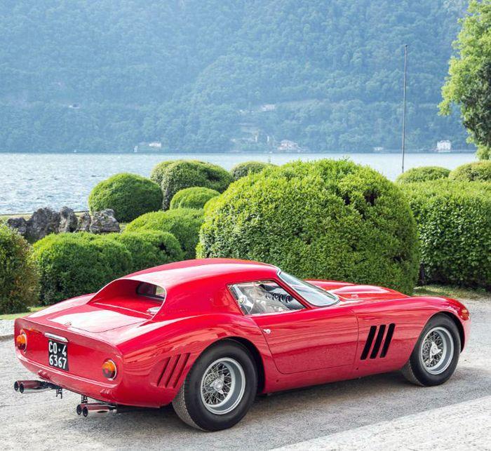 1963 Ferrari 250 GTO Berlinetta Scaglietti | Drive a Ferrari @ http://www.globalracingschools.com