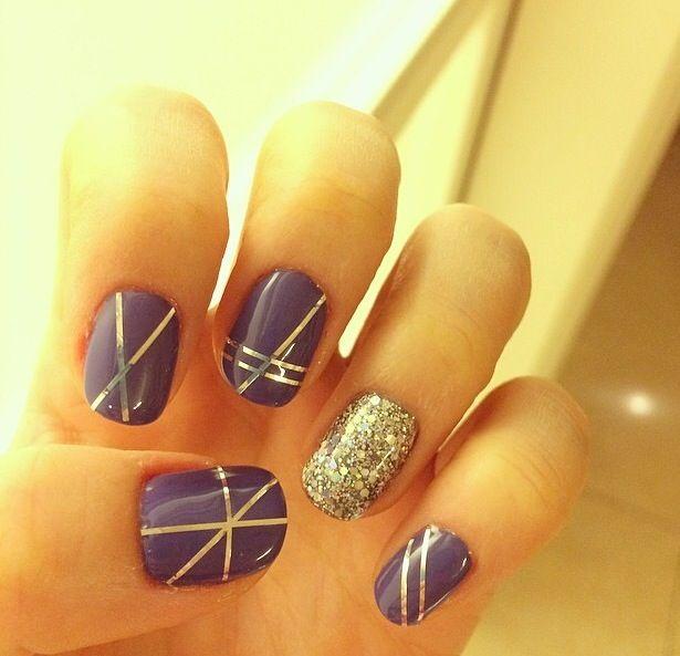 Snsd Taeyeon Nails Make Up Pinterest Nails And Snsd
