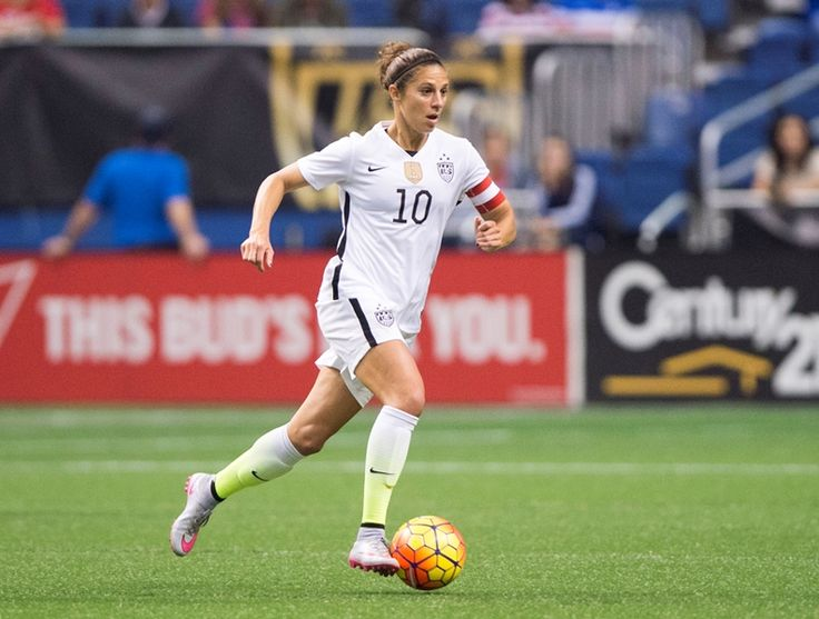 Ellis Names 20-Player Roster for 2016 CONCACAF Women's Olympic Qualifying - U.S. Soccer