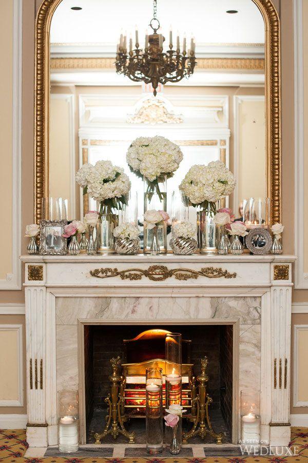 Best 25+ Wedding fireplace decorations ideas on Pinterest ...